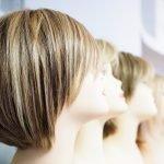 натуральны парик