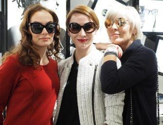 Chanel в «Европейском»: львы, очки и шанс вытянуть счастливую карту