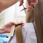 отрезать волосы на парик