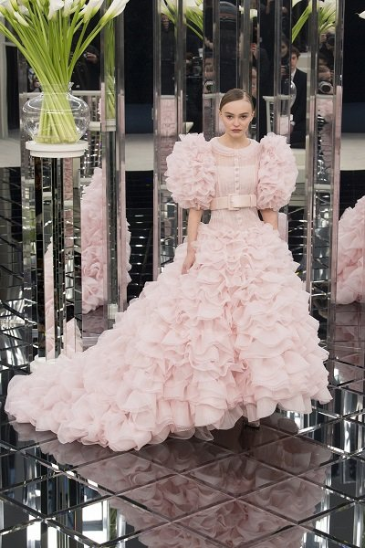 Chanel Haute Couture ss 2017-8