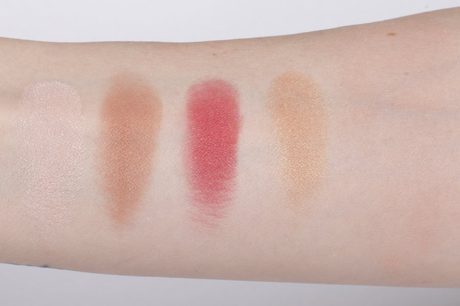 chanel harmonie de blush swatch