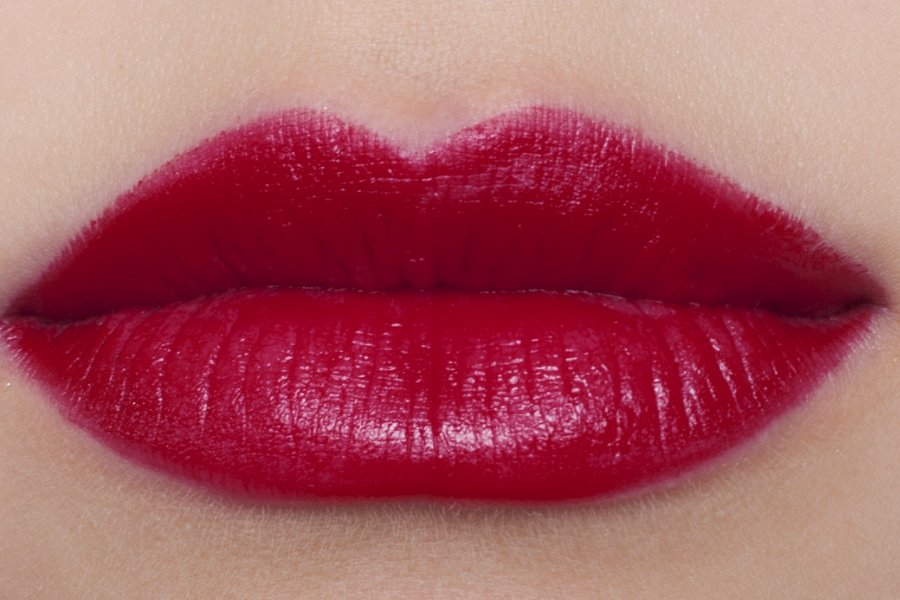 chanel rouge allure 175 ardente swatch