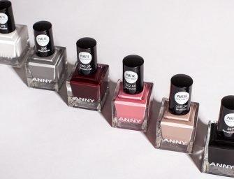 Матовые лаки для ногтей Lorena's Favorities, Anny: все оттенки, свотчи и отзыв