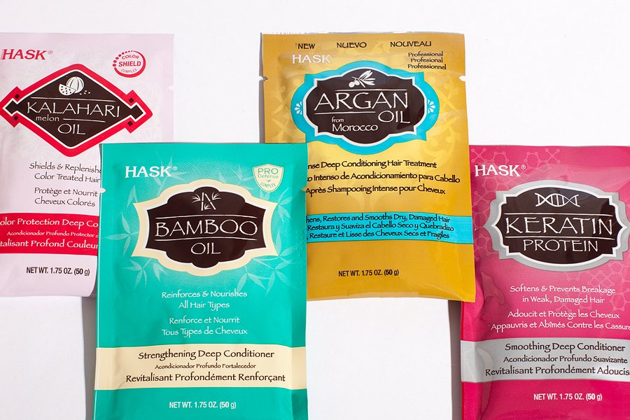 Средства для волос от HASK - отзывы
