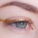 UD-razor-sharplong-wear-liquid-eyeliner-Goldcrush-swatch1