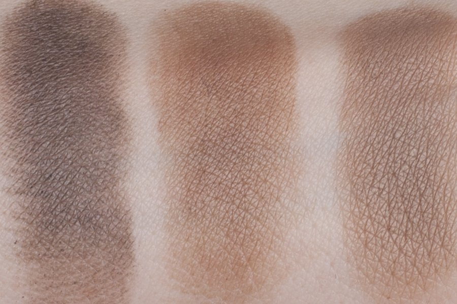artistry signature color brow kit swatch