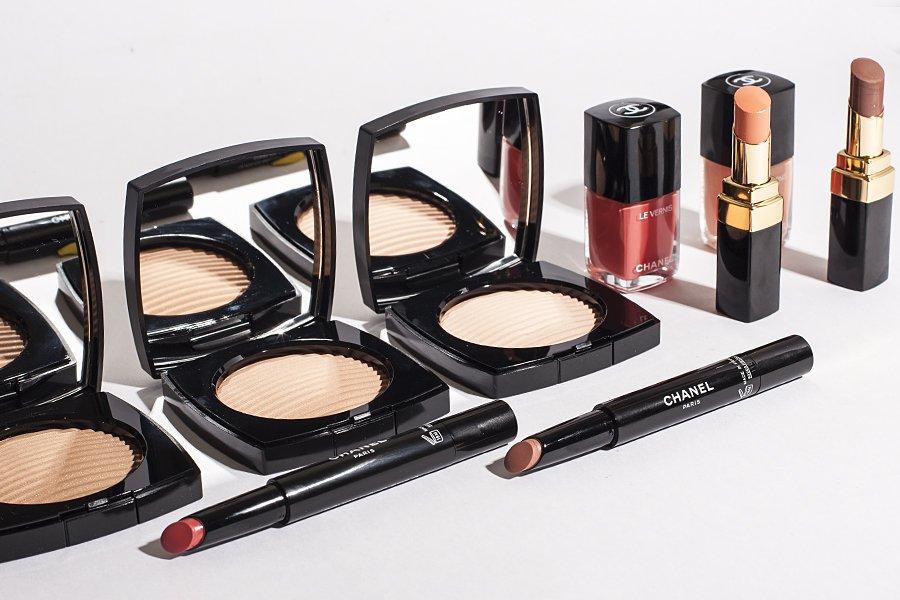 Les Indispensables de LEte: круизная коллекция макияжа Chanel новые фото