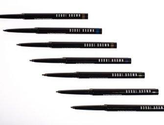 Водостойкая подводка-карандаш Bobbi Brown Long-Wear Waterproof Liner: свотчи и отзывы