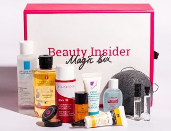 Beauty Insider Magic Box 13: обзор состава