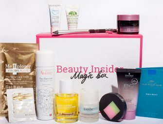 Обзор состава Beauty Insider Magic Box 15