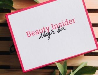 Beauty Insider Magic Box 16 — ждет вас!