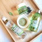 Линия на основе зеленого чая Tea Toc Water