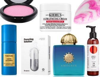 Новинки недели: спреи для тела Tom Ford и уход для волос DSD de Luxe