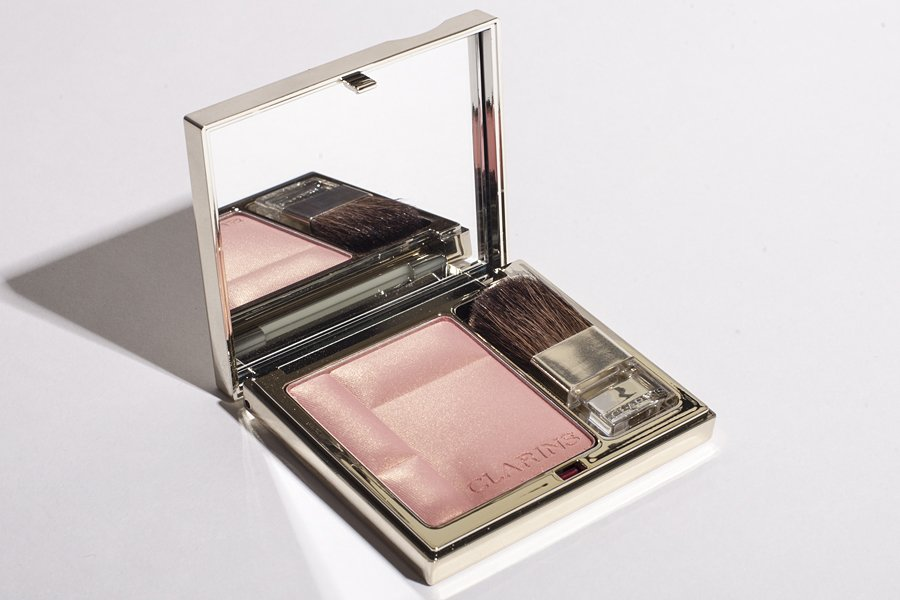 clarins blush prodige 09 golden pink