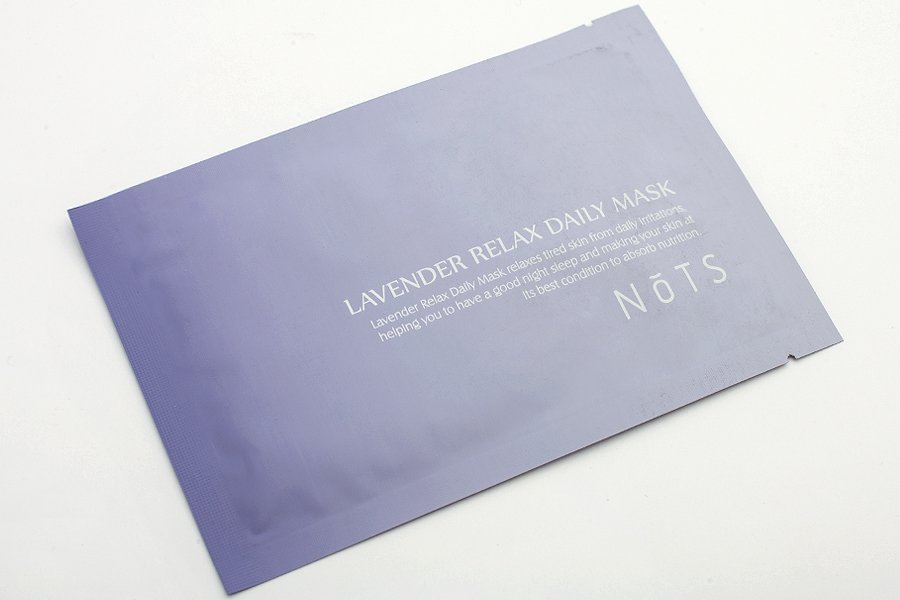 Nots-lavender-relax-daily-mask