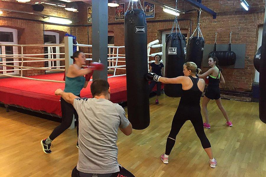 Список боксерские клубы москвы работа в ростове в ночном клубе