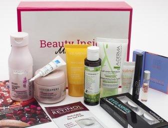 Beauty Insider Magic Box №19: обзор состава