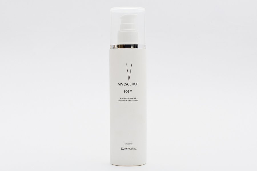 vivescence - sos make-up remover