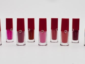 Матовые помады Lip Magnet, Giorgio Armani Beauty — что в них особенного?