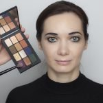 Для образа Иры использованы тени из палетки Love Game Eyeshadow Palette - терракоторый шиммер Hard To Get.