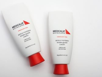 Крем против синяков Arnica Montana Bruise-Guard Cream, Medicalia: отзывы