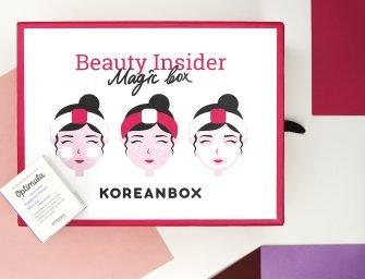 KoreanBox от Beauty Insider: специальный выпуск
