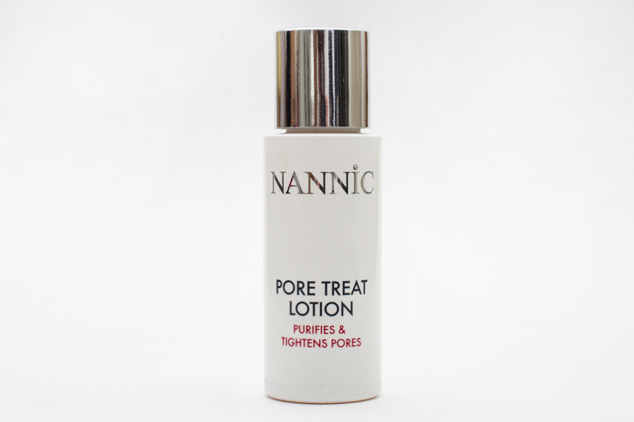 pore treat lotion nannic