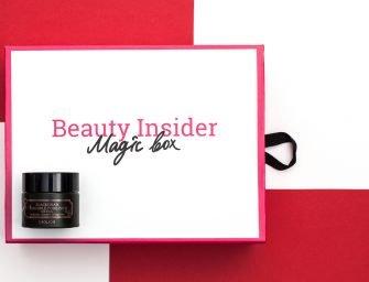 Beauty Insider Magic Box №21 — ждет вас!