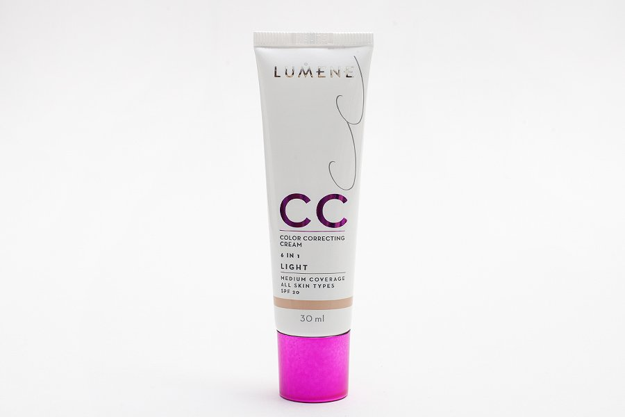 Lumene-color-correcting-light
