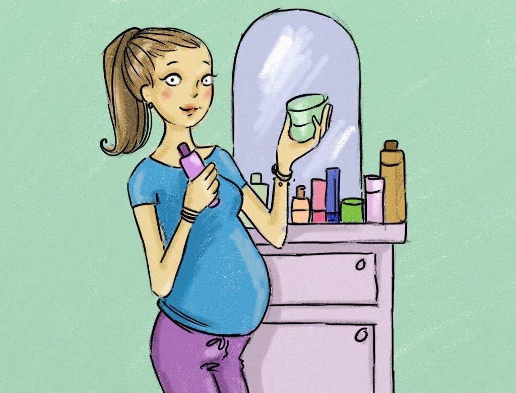 Крем для лица для беременных
