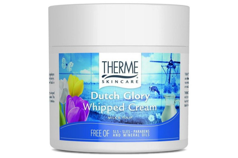 Dutch Glory Whipped Cream, Therme