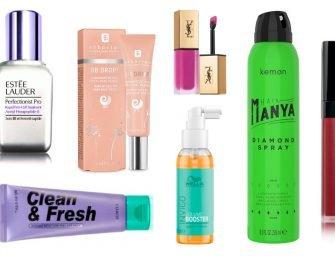 Новинки недели: «прозрачная» линия Estee Lauder, тату для губ YSL Beauté и тинты 2-в-1 Chanel
