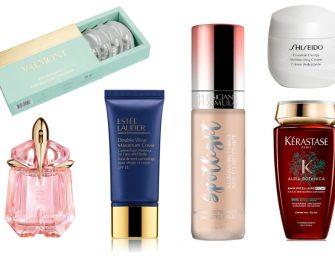 Новинки недели: супер-маскирующий тон Estee Lauder и кремы Shiseido, приносящие удовольствие