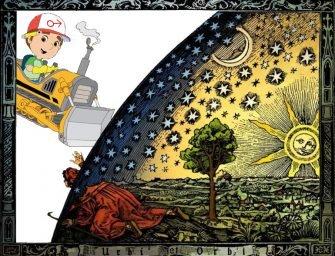 Осторожно: работает бульдозер: астро-красота, 24-30 апреля