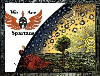 Равнение на Спарту: астро-красота, 3-9 апреля