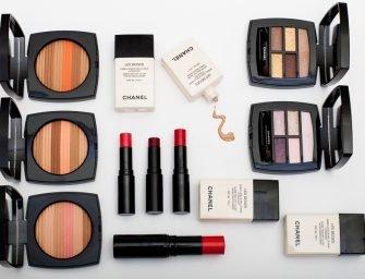Коллекция Les Beiges 2018, Chanel: отзывы и свотчи