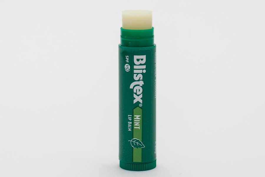 blistex mint lip balm