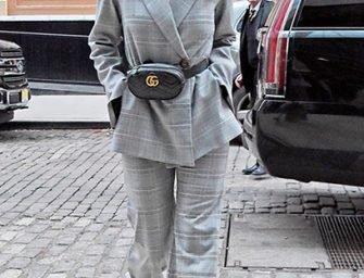 Вещь месяца: двубортный пиджак. Как носить?