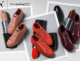Бьюти-интернешнл: линия макияжа от Карла Лагерфельда и кроссовки MAC & Puma