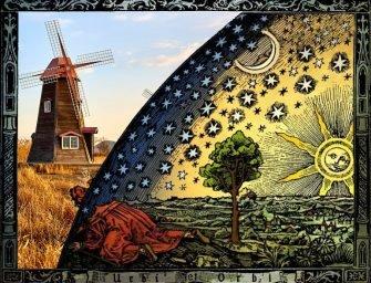 Ветряные мельницы: астро-красота, 22-28 мая
