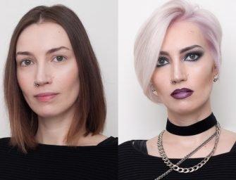 Модный блонд с Framesi: история Саши