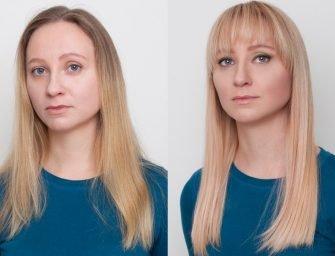 Модный блонд с Framesi: история Юли