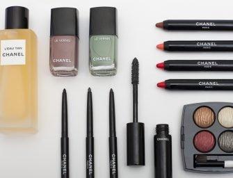 Круизная коллекция Eclat et Transparence de Chanel: свотчи и отзывы