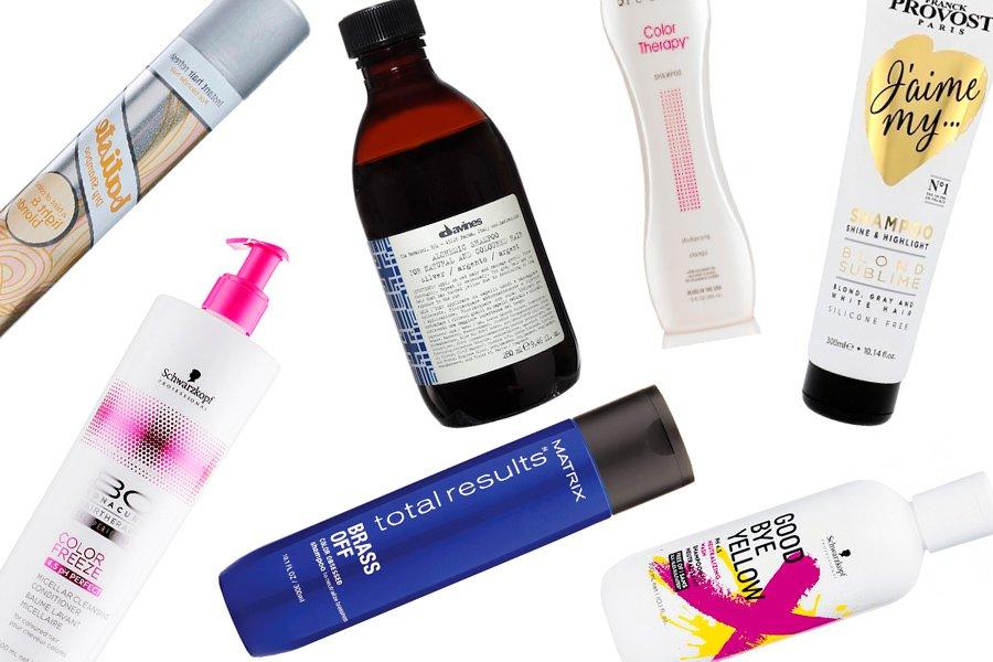 Лучшие оттеночные шампуни для русых, темных и светлых волос (отзывы)