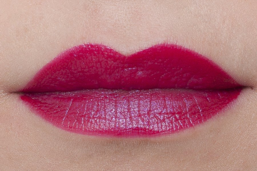 dolce and gabanna lipstick 645 swatch