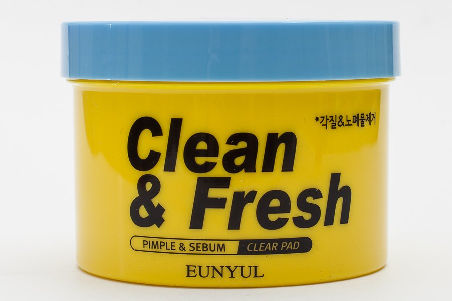 eunyul clean and fresh clear pad