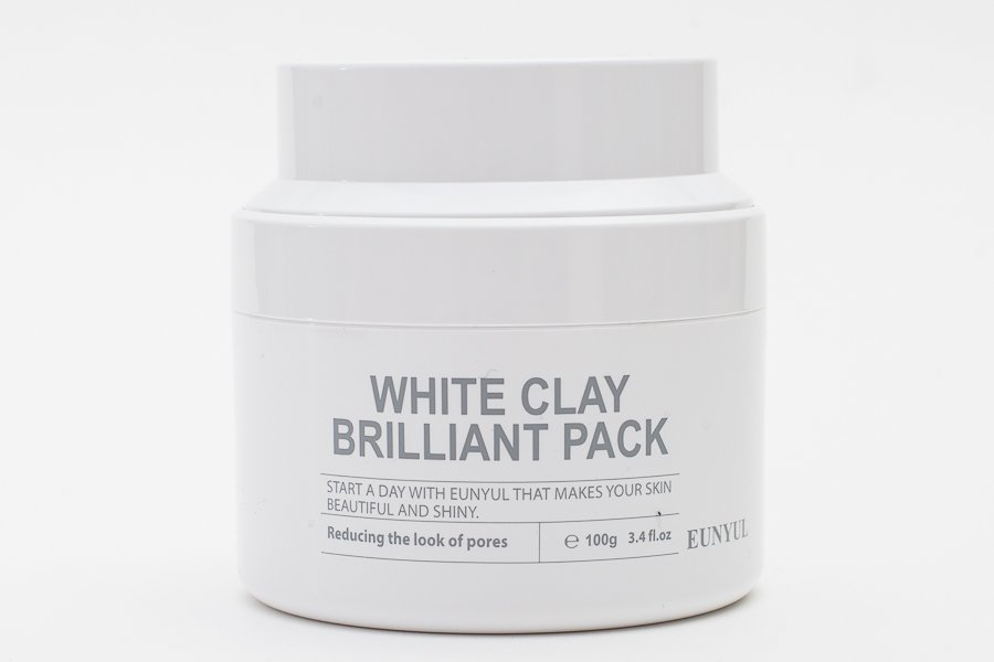 eunyul white clay brilliant pack