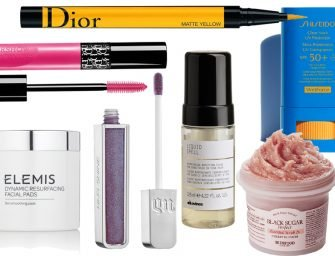 Новинки недели: лайнеры Dior и прозрачная солнцезащита Shiseido