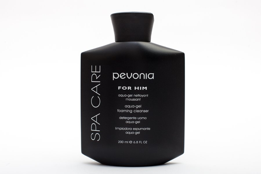 pevonia spa care for him aqua gel