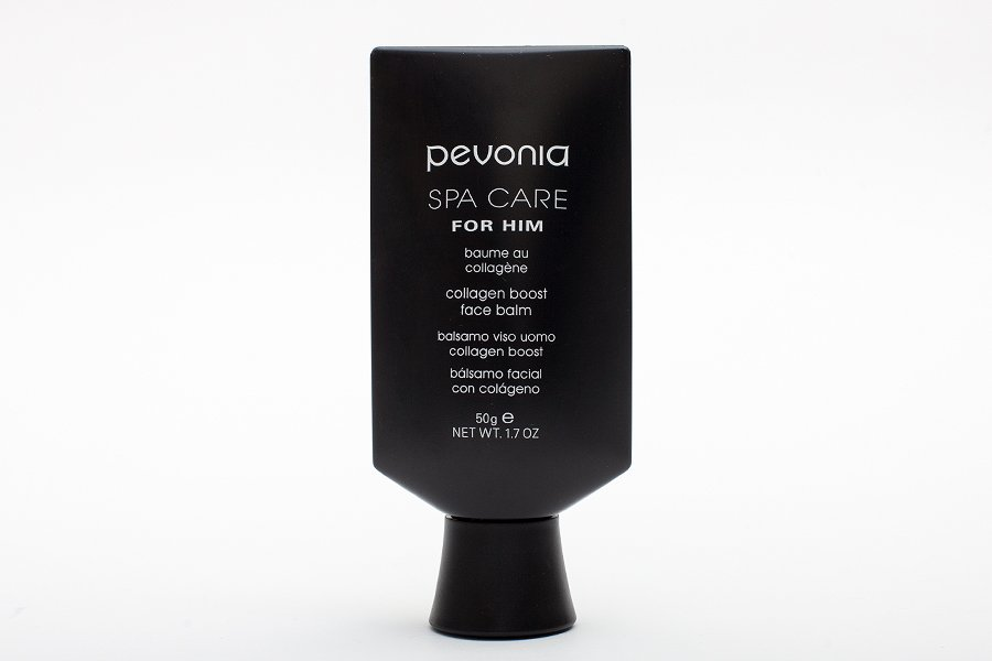 pevonia spa care for him face balm